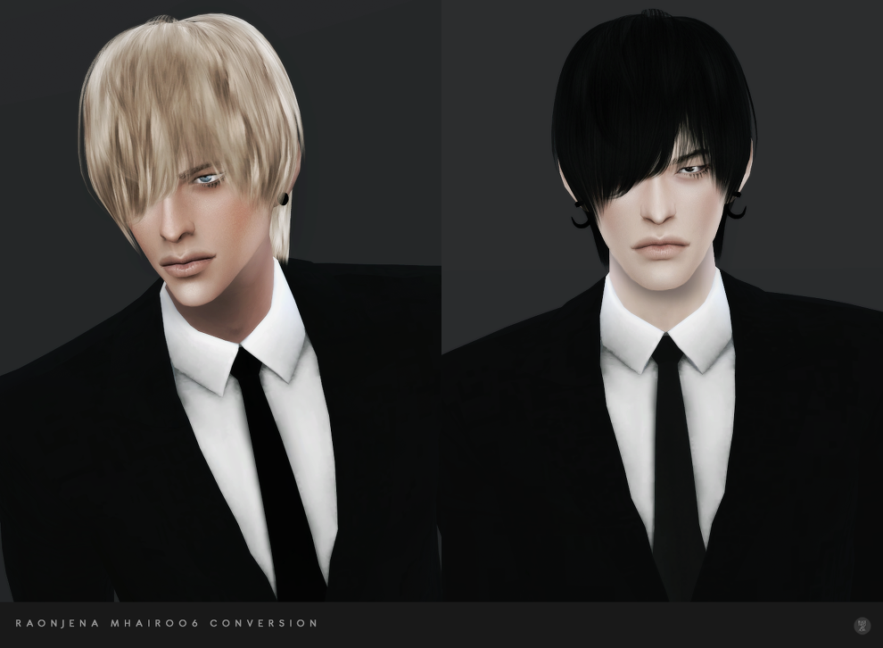 Raonjena Male Hair 06 Conversion by BlackLe