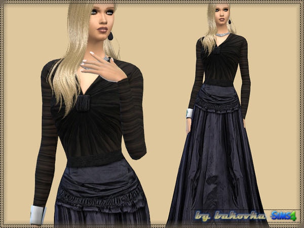 Dress Valencia by bukovka