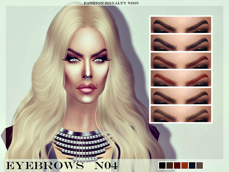 FRS Eyebrows N04 by FashionRoyaltySims
