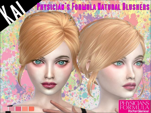 Physician's Formula Natural Blush от -KaiSims-