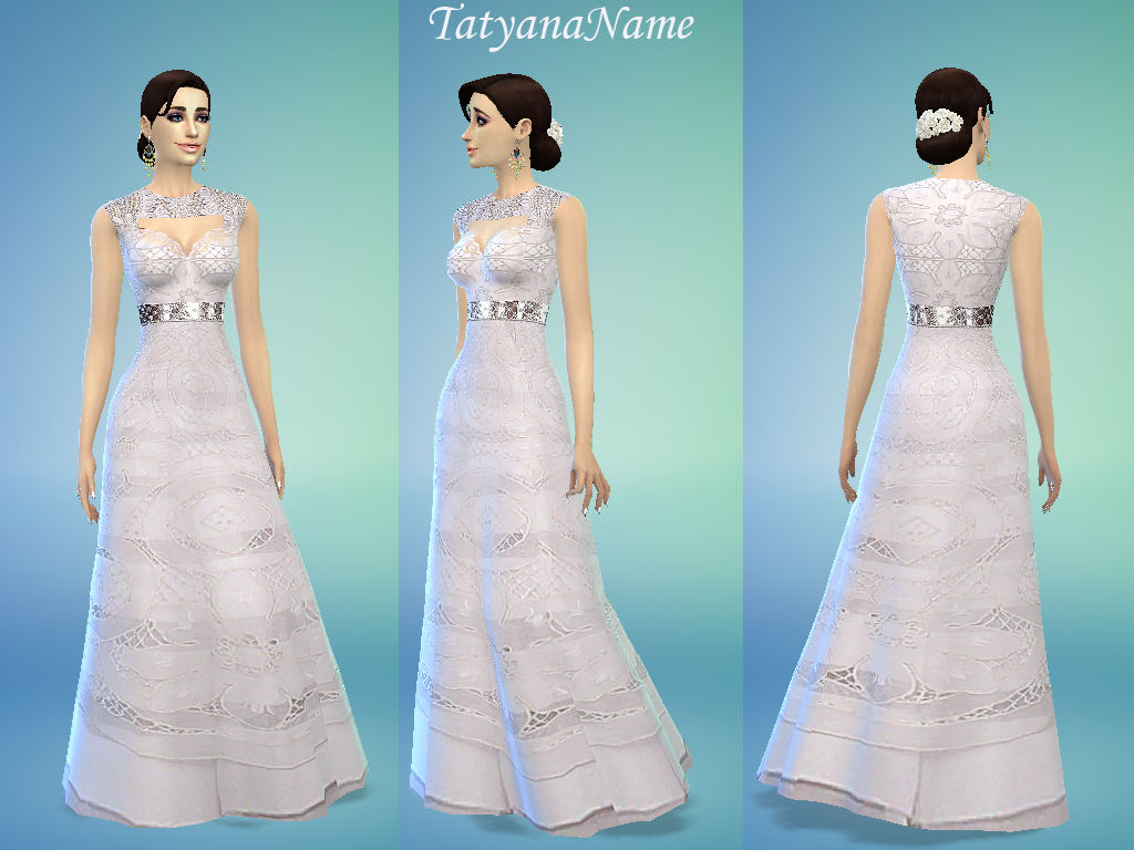 Dress Malvina by TatyanaName
