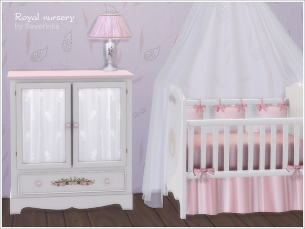 Royal nursery by Severinka