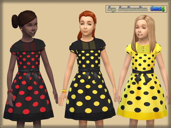 Polka & Dress by bukovka