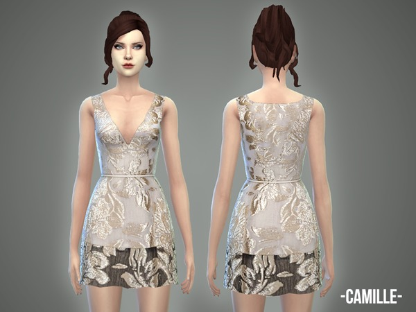 Camille - dress by -April-