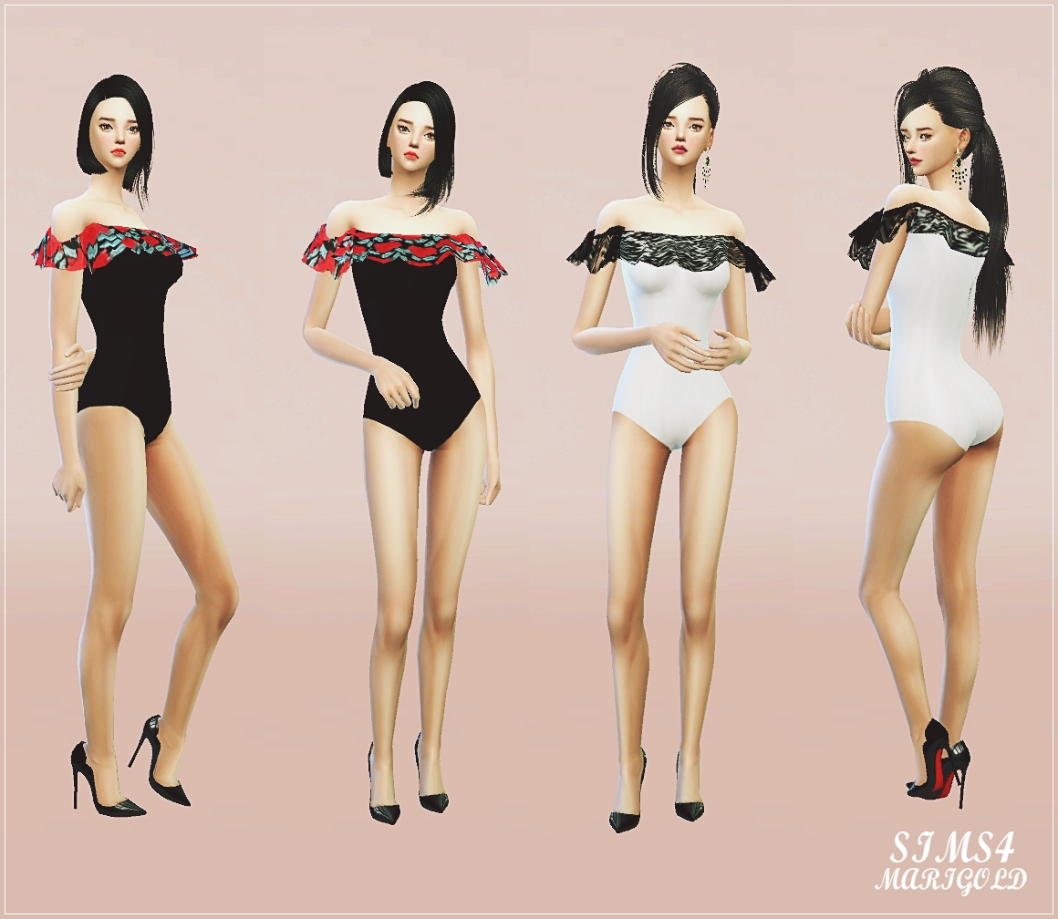 Swimwear for Females by Marigold