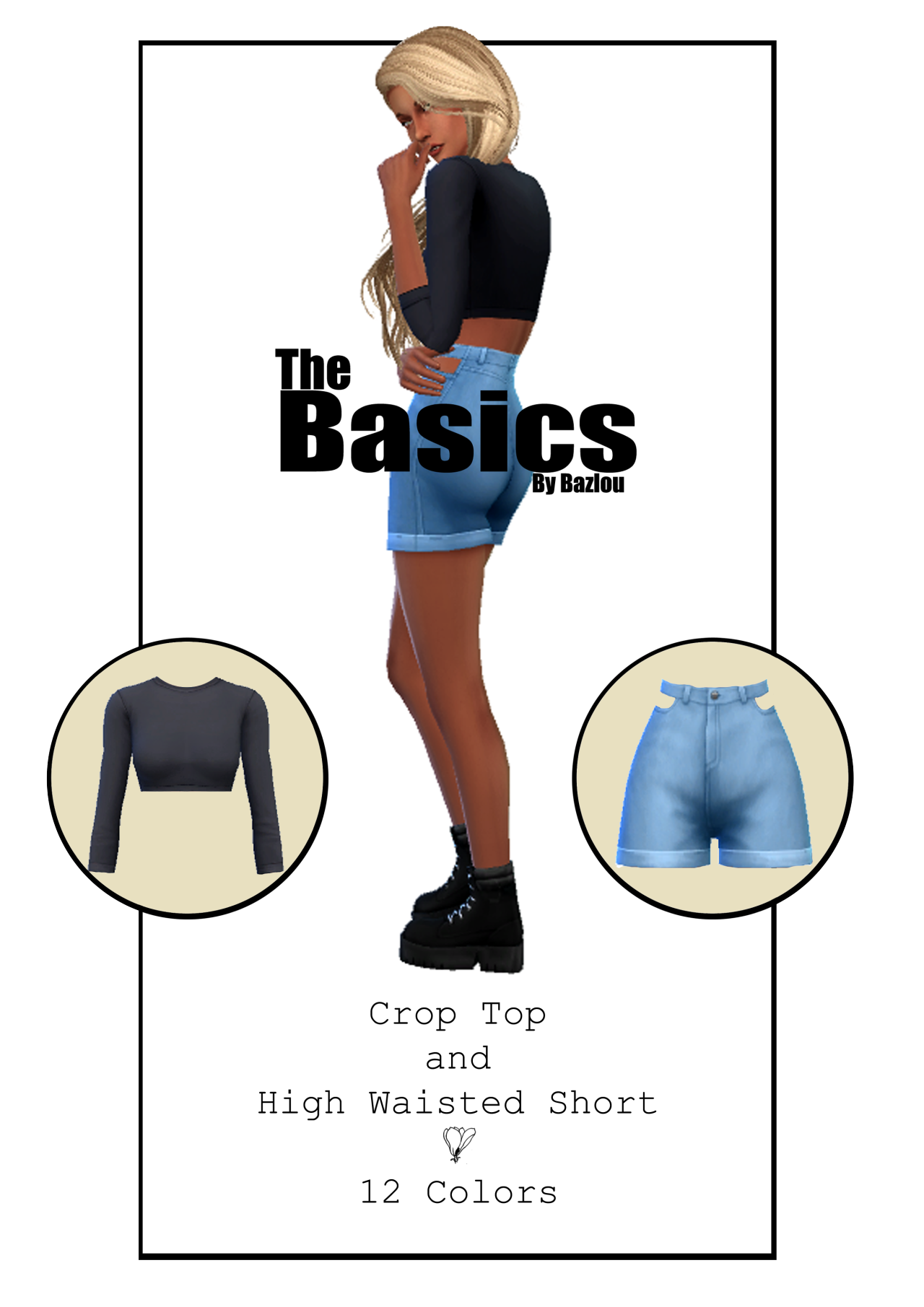 The Basics Collection by Bazlou