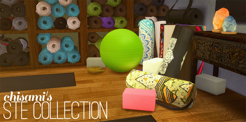 STE Spa Collection by chisami