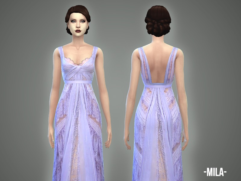 Mila - gown BY -April-