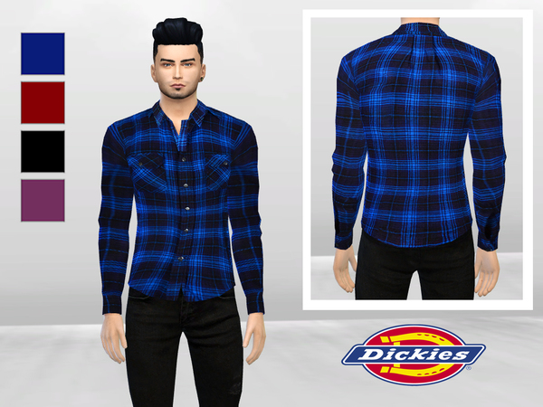 Sunfield Long Shirt by McLayneSims