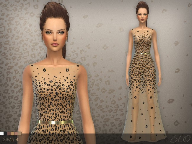 DRESS 027 by Beo