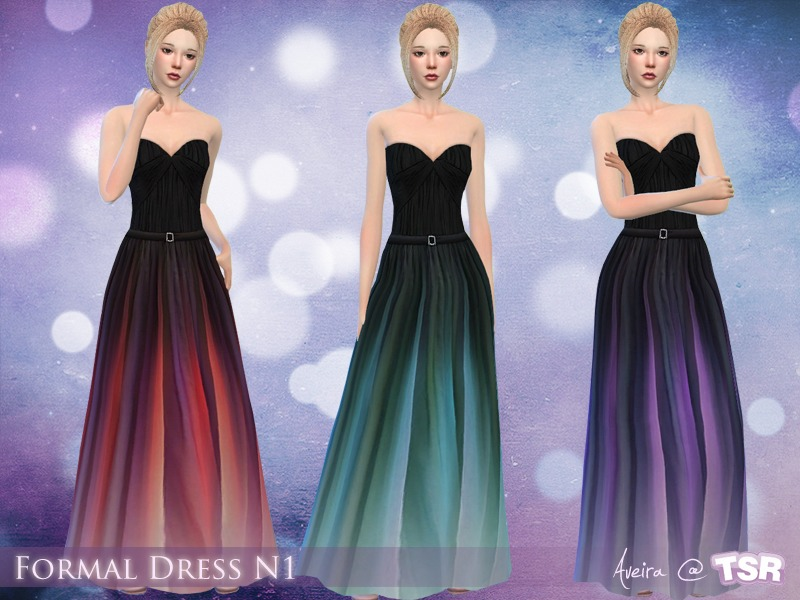 Formal Dress N1 BY .Aveira