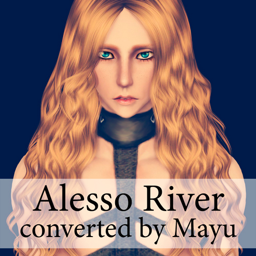 Alesso River converted by Mayu