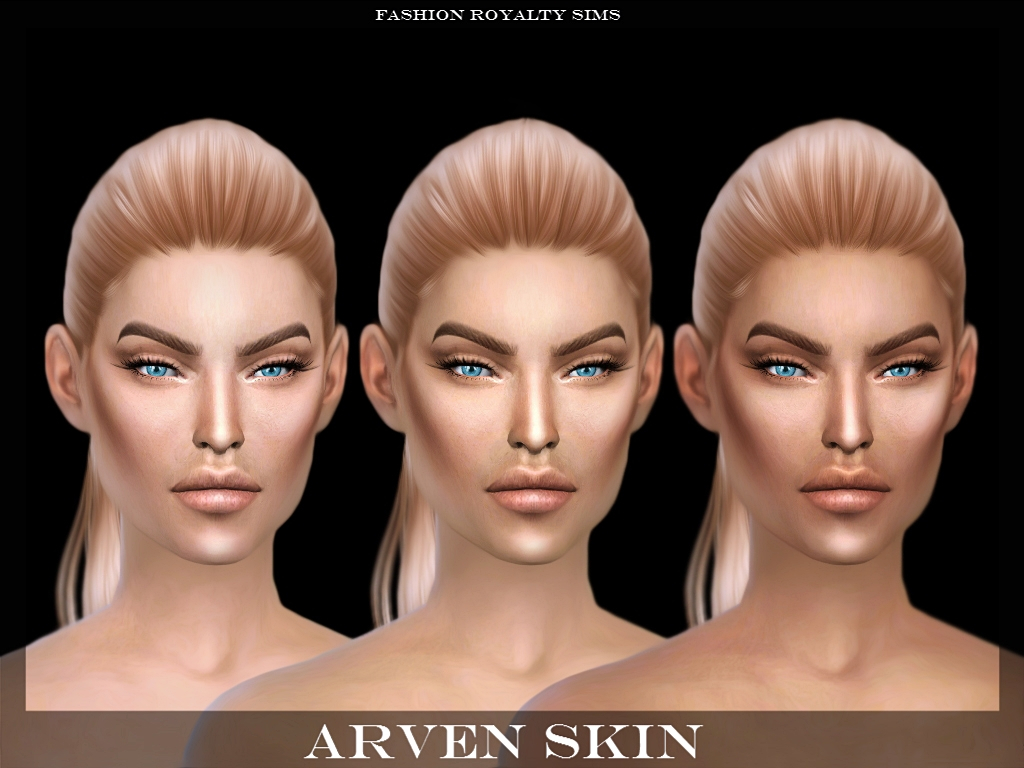 Arven Skin от FashionRoyaltySims