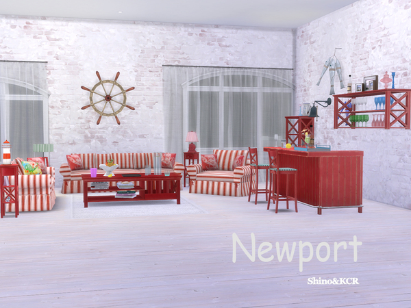 Newport Living by ShinoKCR