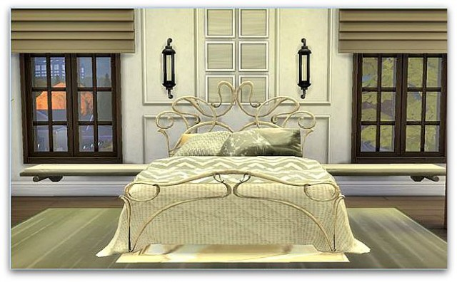 TS2-TS4 Conversion of SIP Bedroom 7 Bed by Cool-Panther
