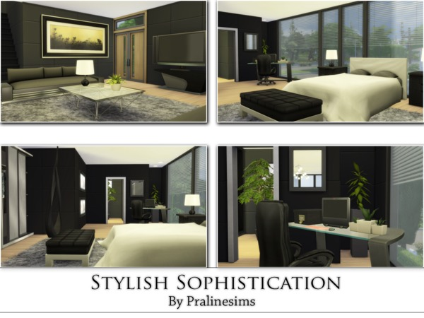 Stylish Sophistication by Pralinesims
