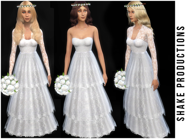 ShakeProductions 31 Wedding Dress