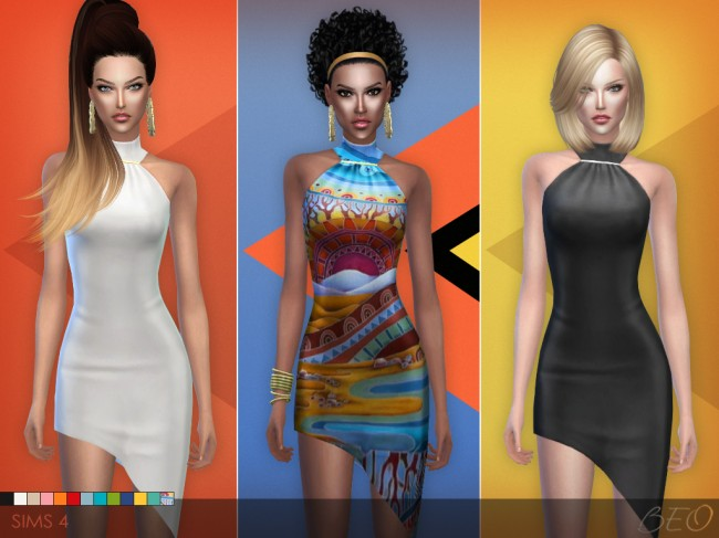 COCKTAIL DRESS 01 by beo