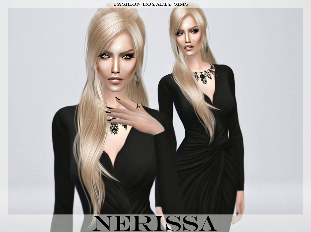 Nerissa от Fashion Royalty Sims