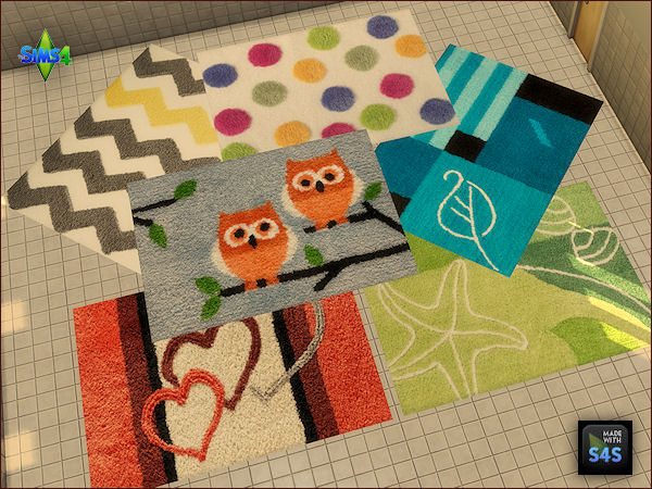 Rugs by Mabra