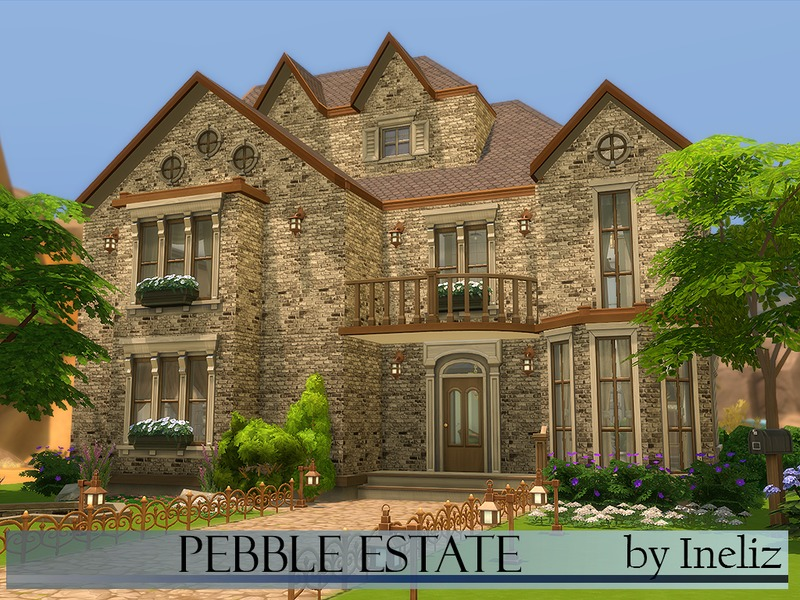 Pebble Estate  BY Ineliz