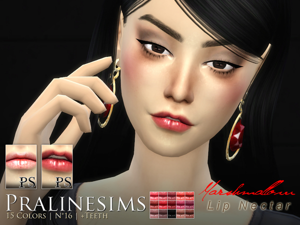 Marshmallow Lip Nectar Duo by Pralinesims
