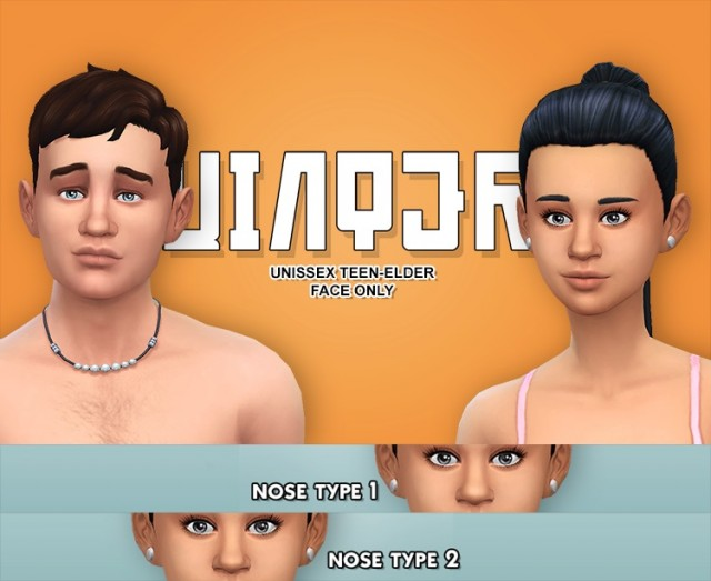 Skin Blend for Males & Females by Madmono