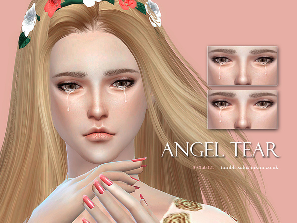 Angel Tear for Men and Women by S-Club