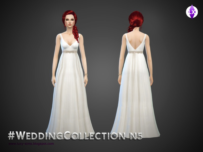 Wedding Collection N5 BY LuxySims3