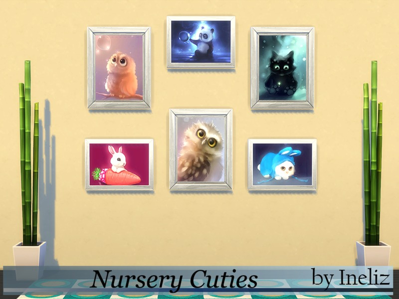 Nursery Cuties BY Ineliz
