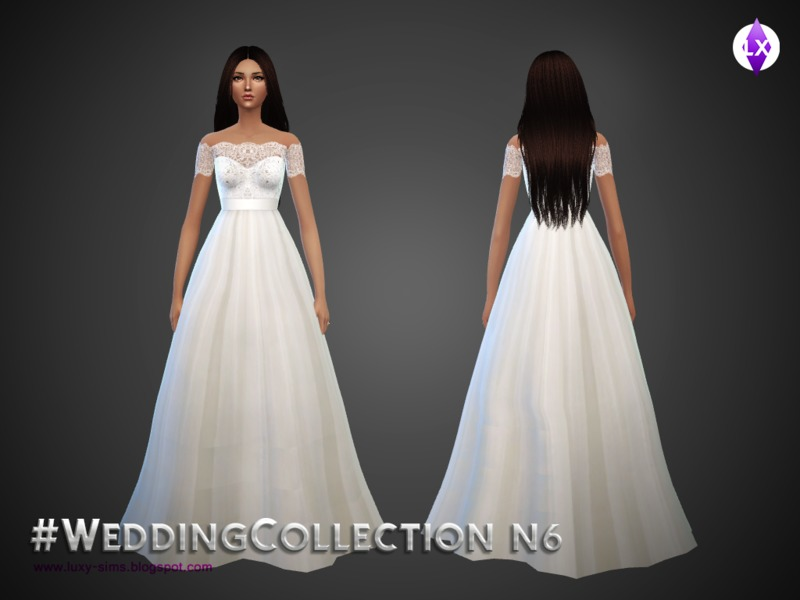 Wedding Collection N6 BY LuxySims3