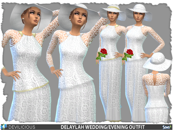 Delaylah Set by Devilicious