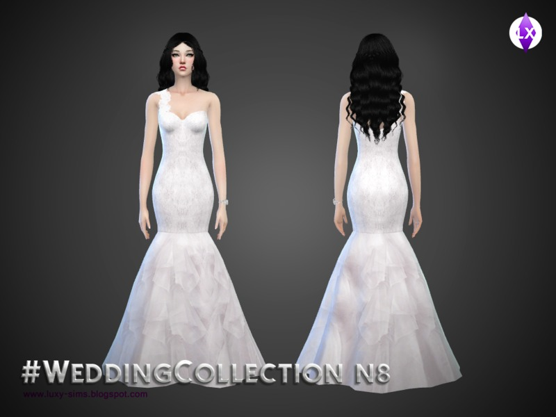 Wedding Collection N8 BY LuxySims3