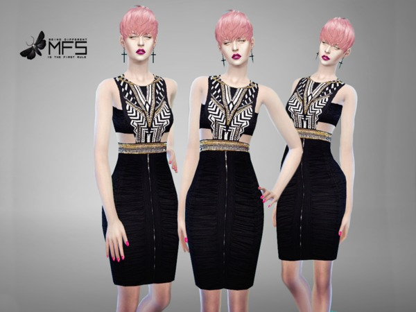 MFS Alexandra Dress by MissFortune