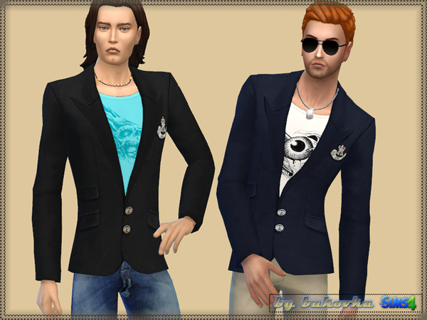 Club Blazer by bukovka
