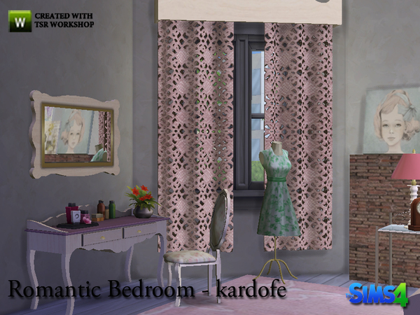 kardofe_Romantic Bedroom