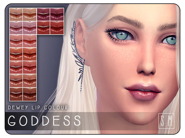 [ Goddess ] - Dewy Lip Colour by Screaming Mustard