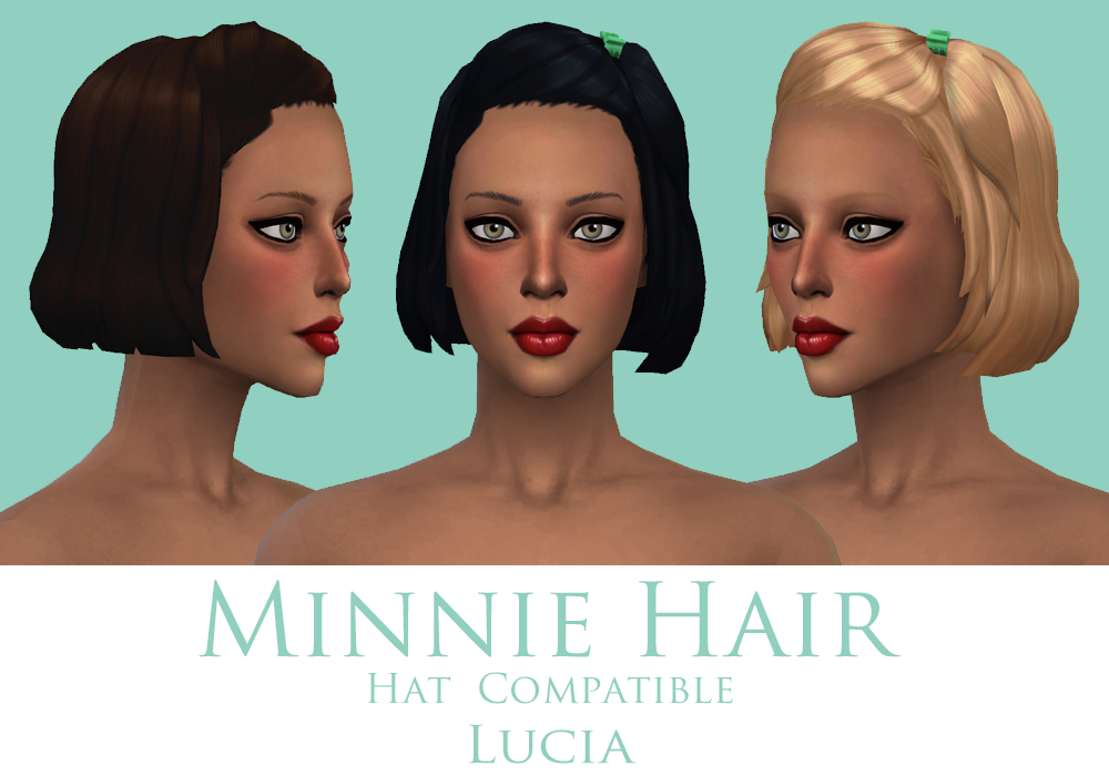 Minnie Hair for Females by Lucia
