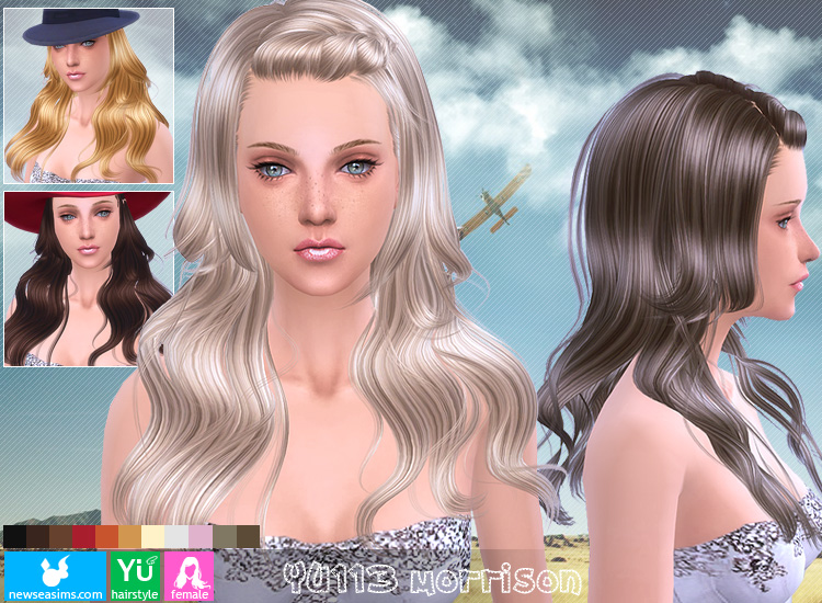 Hair YU113 by NewSea
