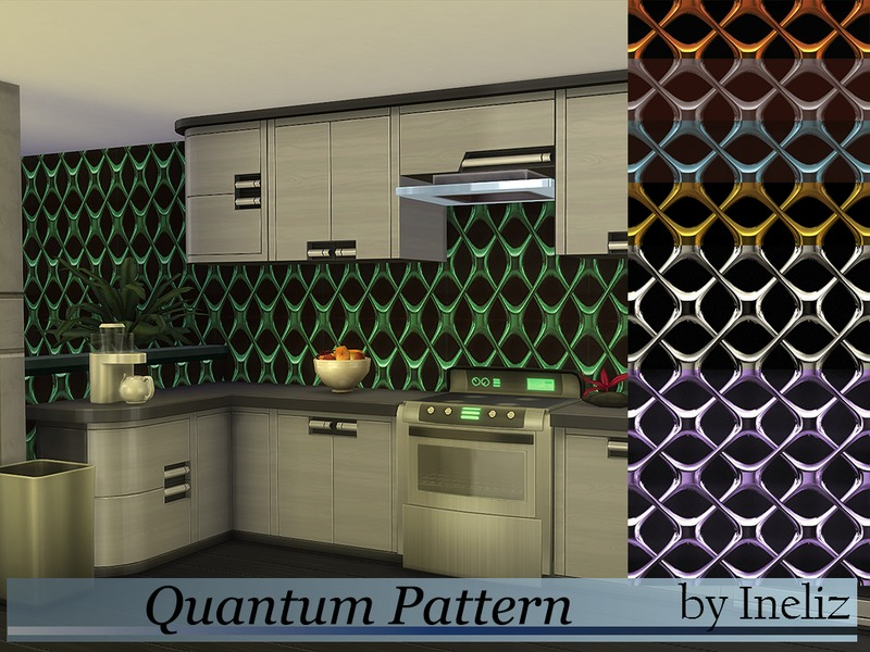 Quantum Pattern  BY Ineliz