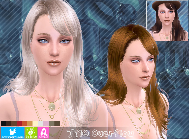Hair J110 by NewSea