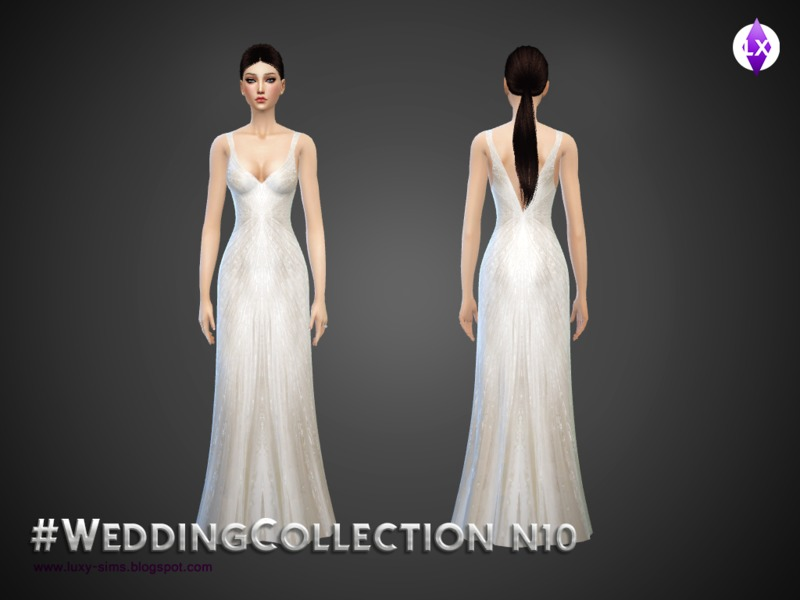 Wedding Collection N10 BY LuxySims3