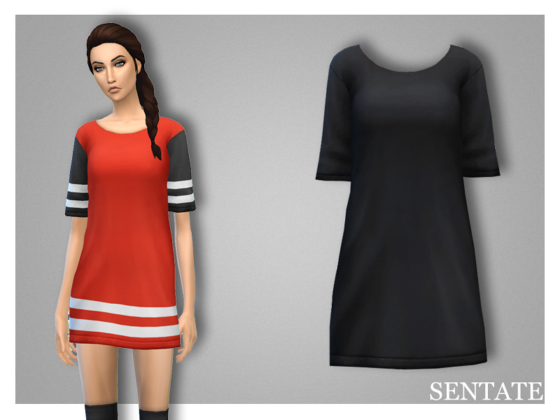 Milk Dress BY Sentate