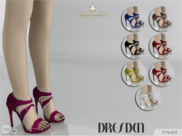Madlen Dresden Shoes by MJ95