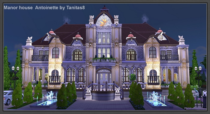 Antoinette Manor by Tanitas8