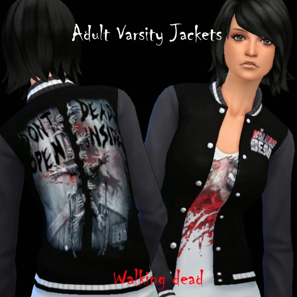 Adult Varsity Jackets by Dachs