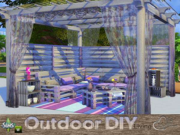 DIY Outdoor Living by BuffSumm