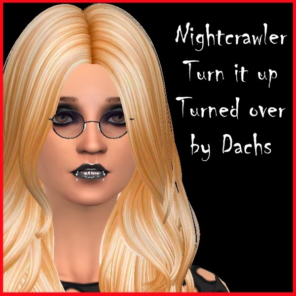 Nightcrawlers turn it up turned over by Dachs