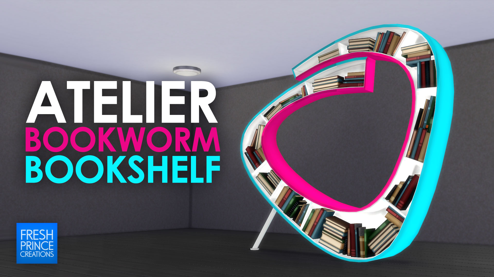 Atelier Bookworm Bookshelf by Fresh-Prince