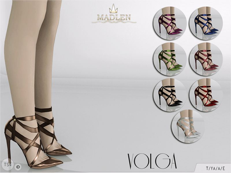 Madlen Volga Shoes BY MJ95